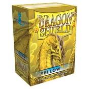 Dragon Shield Standard Sleeves Yellow (100 Sleeves)
