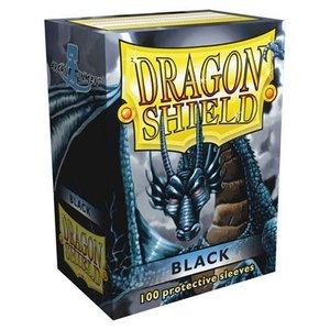 Dragon Shield Standard Sleeves Black (100 Sleeves)