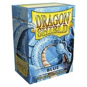 Dragon Shield Standard Sleeves Blue (100 Sleeves)