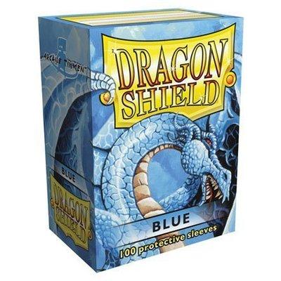 Dragon Shield Standard Sleeves Blue (100 Sleeves)