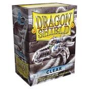 Dragon Shield Standard Sleeves Clear (100 Sleeves)