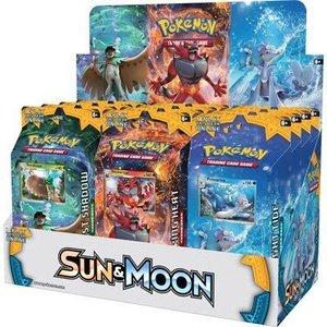 Pokemon TCG SET van 3 Pokemon Sun & Moon Theme Decks