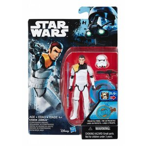 Star Wars Hasbro Rebels Action Figure 10 cm Kanan Jarrus