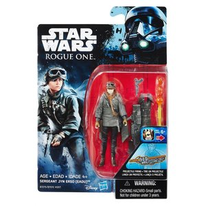 Star Wars Hasbro Rogue One Action Figure 10 cm Sgt Jyn Urso (Eadu)
