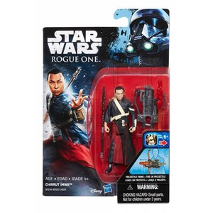 Star Wars Hasbro Rogue One Action Figure 10 cm Chirrut Inwemwe
