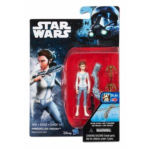 Star Wars Hasbro Rebels Action Figure 10 cm Princess Leia Organa