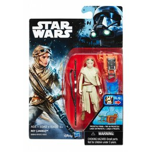 Star Wars Hasbro Rogue One Action Figure 10 cm Rey (Jakku)