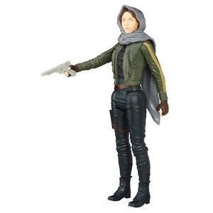 Star Wars Hasbro Hero Series Action Figure 30 cm: Sgt. Jyn Erso (Jedha) Rogue One