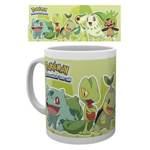 Pokémon Mug Grass Partners
