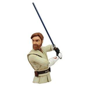 Star Wars The Clone Wars Bust Bank Obi-Wan Kenobi 20 cm
