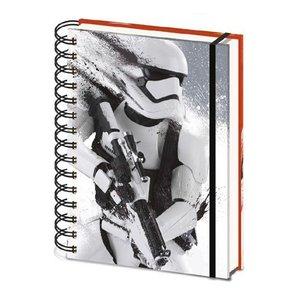Star Wars Notebook A5 Stormtrooper