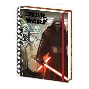 Star Wars Notebook A5 Kylo Ren & Troopers