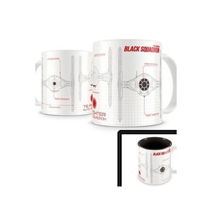Star Wars Mug Black Squadron