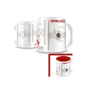 Star Wars Mug Special Forces