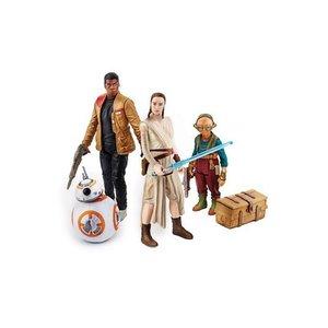 Star Wars Hasbro The Force Awakens Action Figure 4-pack 2016 Takodana Encounter 10 cm