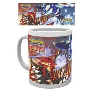 Pokémon Mug Oras
