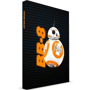 Star Wars Notebook with Sound & Light Up BB-8