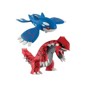 Tomy Pokémon Titan Action Figure 30 cm Groudon