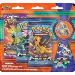 Pokemon TCG Mega Blastoise Pin Blister