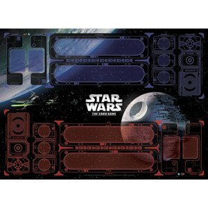 Star Wars LCG Galactic Conflict Two-Player Gamemat