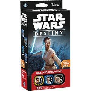 Star Wars Destiny Rey Starter Set