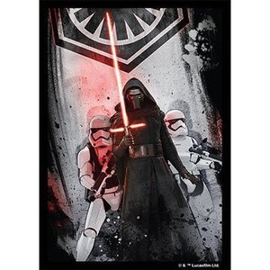 Fantasy Flight Games First Order Artwork Limited Edition Sleeves: Star Wars The Force Awakens