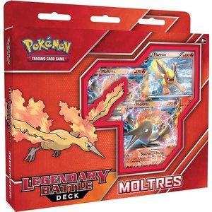 Pokemon TCG Moltres-EX Legendary Battle Deck