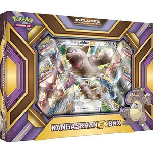 Pokemon TCG Kangaskhan-EX Box