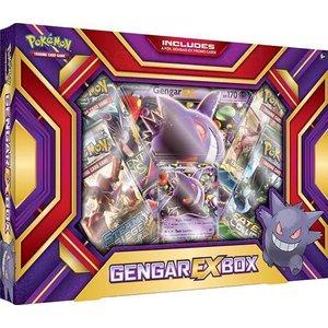 Pokemon TCG Gengar-EX Box