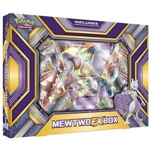 Pokemon TCG Mewtwo-EX Box