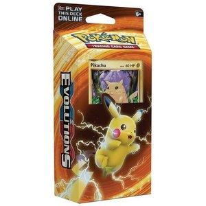 Pokemon TCG Pikachu Theme Deck Evolutions XY12