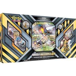 Pokemon TCG Mega Beedrill EX Premium Collection Box