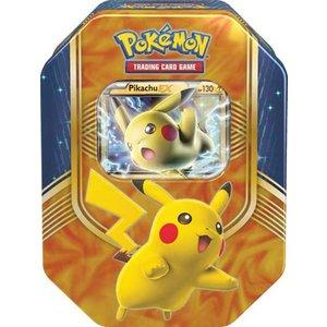 Pokemon TCG Pikachu Battle Heart Tin