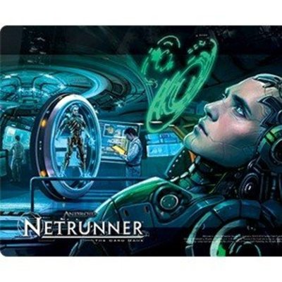 Android Netrunner Playmat - Creation and Control