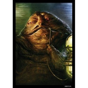 Fantasy Flight Games Jabba the Hutt Sleeves