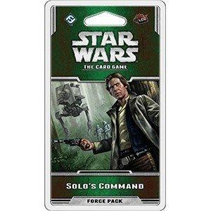 Star Wars LCG Solo's Command