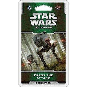 Star Wars LCG Press the Attack