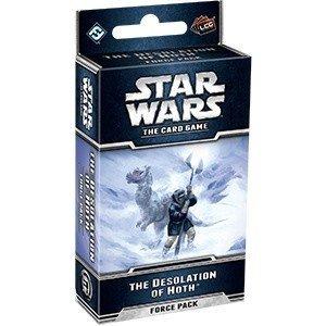 Star Wars LCG The Desolation of Hoth