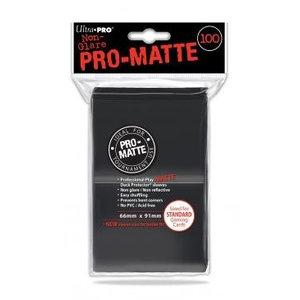 Ultra Pro Voordeelpack Zwart Matte