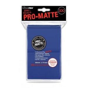 Ultra Pro Voordeelpack Blauw Matte