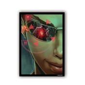 Android Netrunner Posted Bounty'' Artwork Sleeves