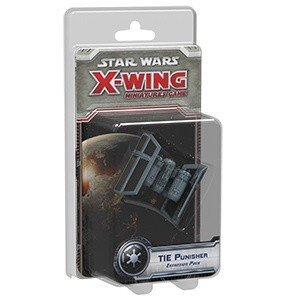 Star Wars X-Wing TIE Punisher Expansion Pack