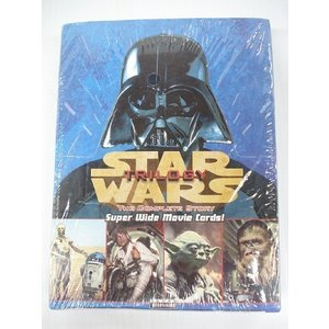 Topps Star Wars Special Edition Retail Widevision Box
