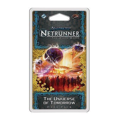 Android Netrunner The Universe of Tomorrow Data pack