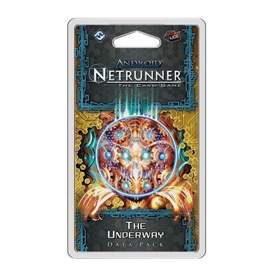 Android Netrunner The Underway Data pack