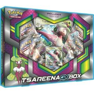 Pokemon TCG Tsareena-GX Box