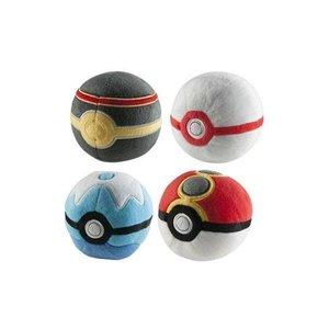 Pokémon Pluchen Premier Ball 7cm