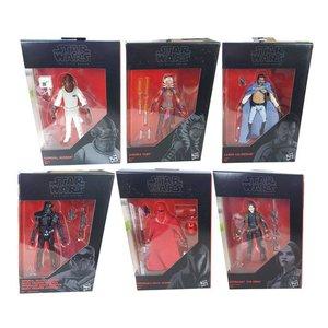 Star Wars Hasbro Sergeant Jyn Erso Black Series Action Figure 10 cm 2016 Wave 7
