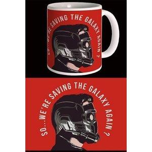 Guardians of the Galaxy Vol. 2 Mug Saving The Galaxy