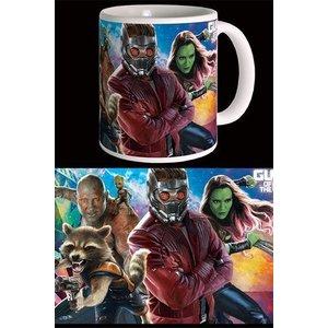 Guardians of the Galaxy Vol. 2 Mug Group